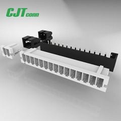 连接器 2.0mm等效Hirose A2011 CJT DF3 2.0公母对接插件端子胶壳