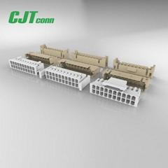 连接器2.0mm PHDA2006  CJT针座-立贴卧贴 FPC压接式家用连接器接插件