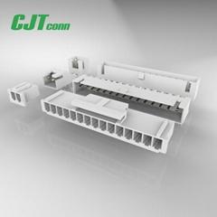 CJT长江连接器 A2512WR2.5mm 象牙色 卧式贴片连接器