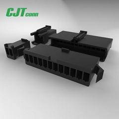JST连接器同等 SM系列 2.5mm SMR-02V-B 立式针座配套胶壳端子