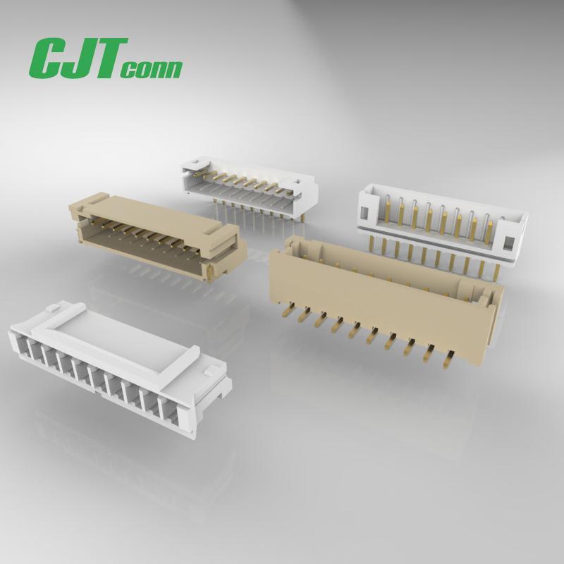 连接器供应 PH2.0贴片针座连接器线束端子线 SMT贴片插件 1