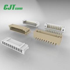 长江连接器供应 PH2.0贴片针座连接器线束端子线 SMT贴片插件