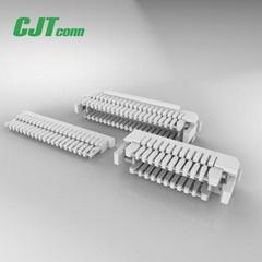 连接器 1.0mm(SHL,SHLD)连接器 SHLP-25V-S-B 针座-立贴卧贴 端子线束加工A1006