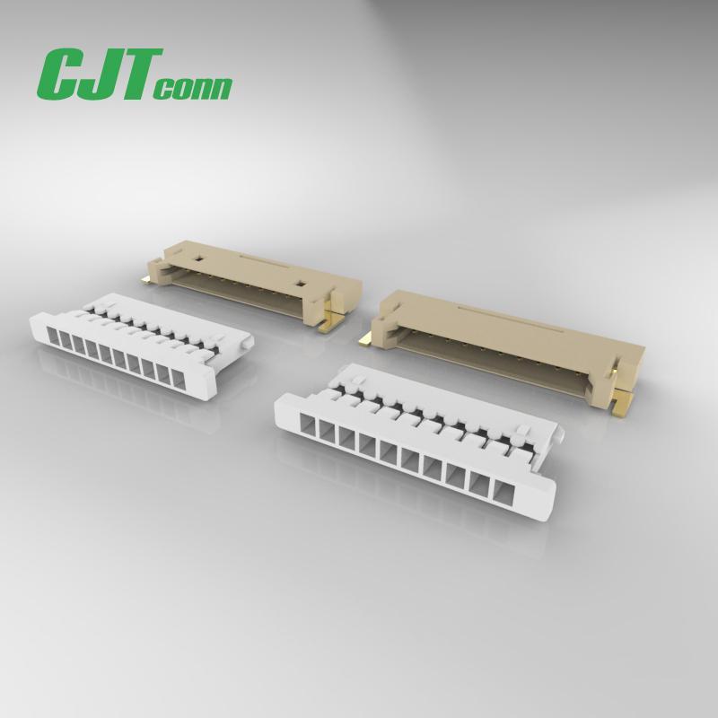 连接器 1.25mm PCB板连接器 A1254HA-4P(104085-0400) 1