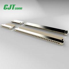 长江连接器直销线对板 A1004(DF19)广濑连接器 DF19G-8S-1C DF19G-14S-1C