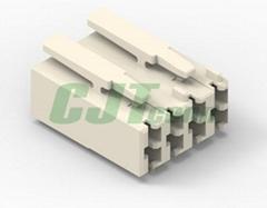 长江连接器 连接器出厂价VA5.0mm压接电线对电线连接器 B2P3-VH-O