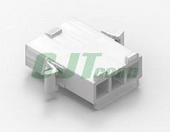 CJT长江连接器6.7mm 快速电子连接器C2363国产等效连接器
