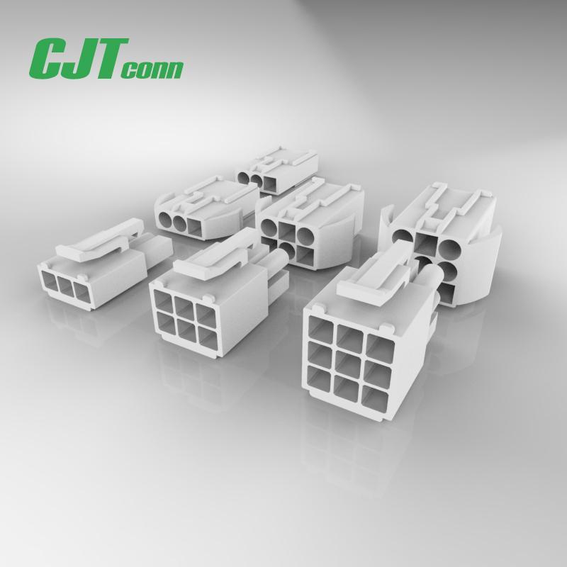 4.5mm公母空中对插C1301(EL/610024/620440/620023)同等品连接器 长江连接器 1