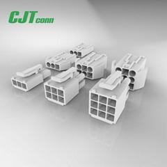 长江连接器4.5mm公母空中对插C1301(EL/610024/620440/620023)同等品连接器