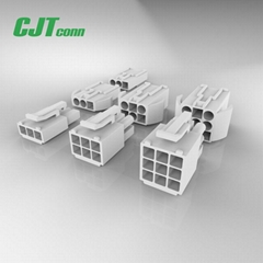 4.5mm公母空中對插C1301(EL/610024/620440/620023)同等品連接器 長江連接器