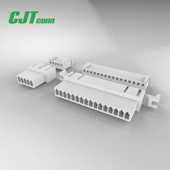 长江连接器2.5mm线对板连接器C2504(5102/5240) 电池连接器