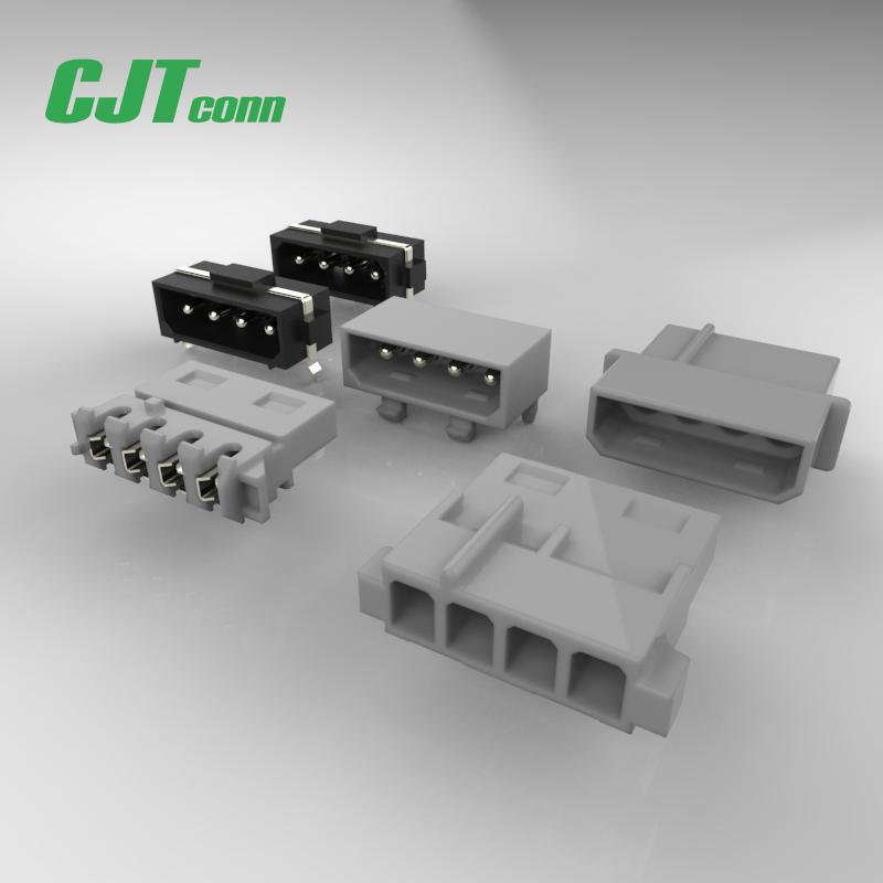 电子元器件 5.08mm大四P连接器C5081(8981/LC) 线对板连接器  1