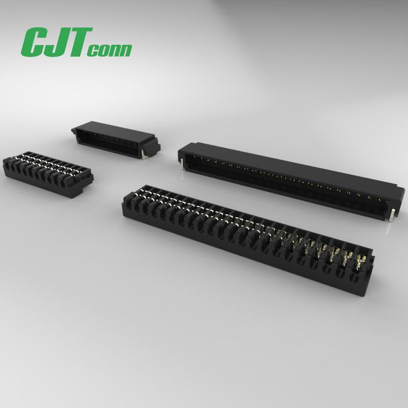 JST連接器同等品 0.6mm直插焊板端子 XSRS 刺破連接器 1