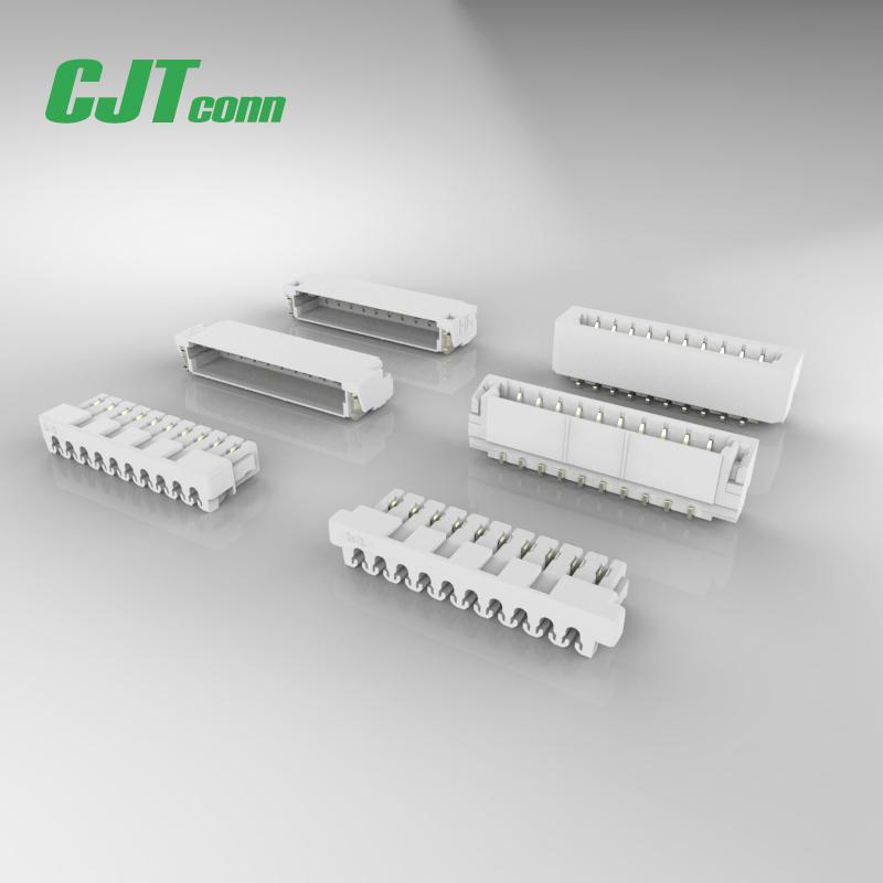 直销D0801(SUR) 刺破式 0.8mm 微型连接器 接插件 胶壳端子 长江连接器 1