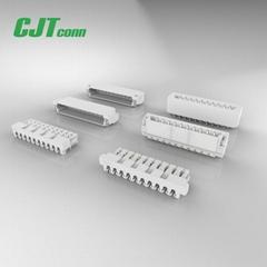 长江连接器直销D0801(SUR) 刺破式 0.8mm 微型连接器 接插件 胶壳端子