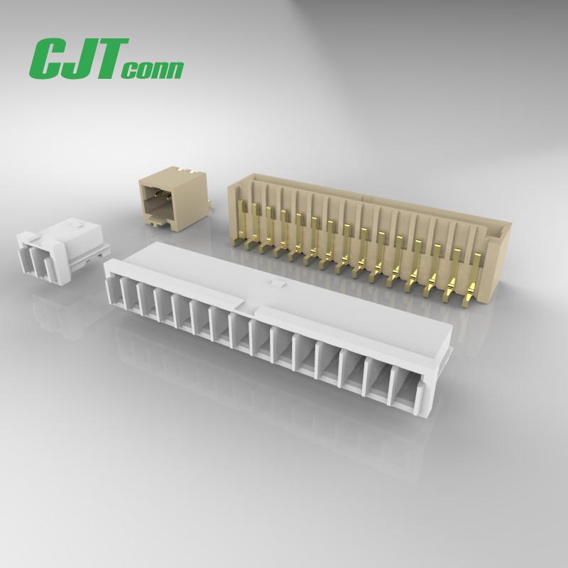 连接器 1.5mm间距 基板端子连接器 线对板连接器 3