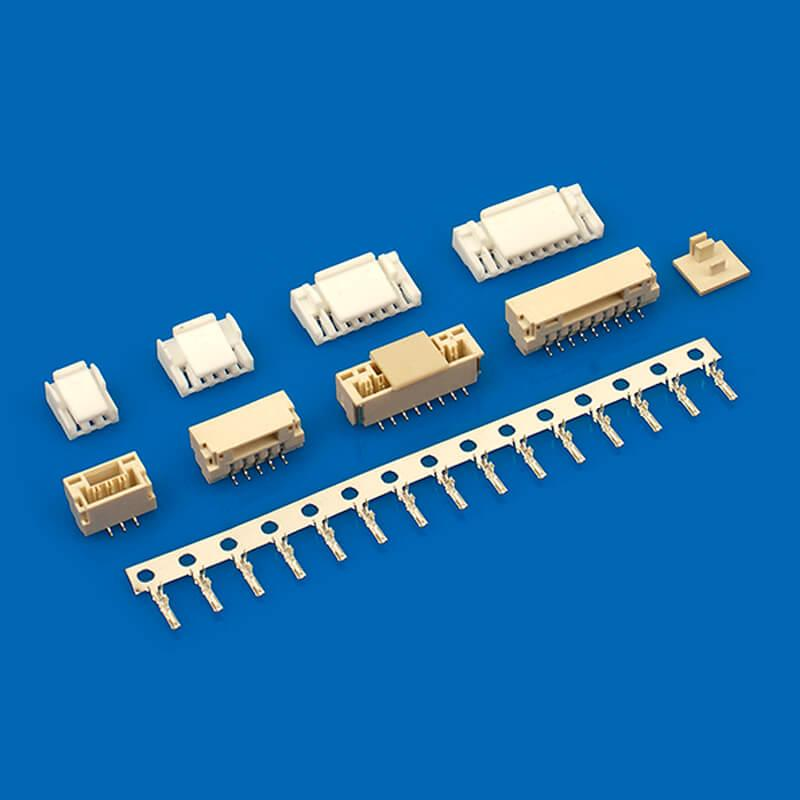 1.25mm pitch wire to board A1257 (GH) CONNECTORS GHR-15V-S GHR-02V-S-LE