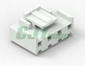 连接器 压接端子5.0间距配套胶壳 传感器 CJT A5001 3