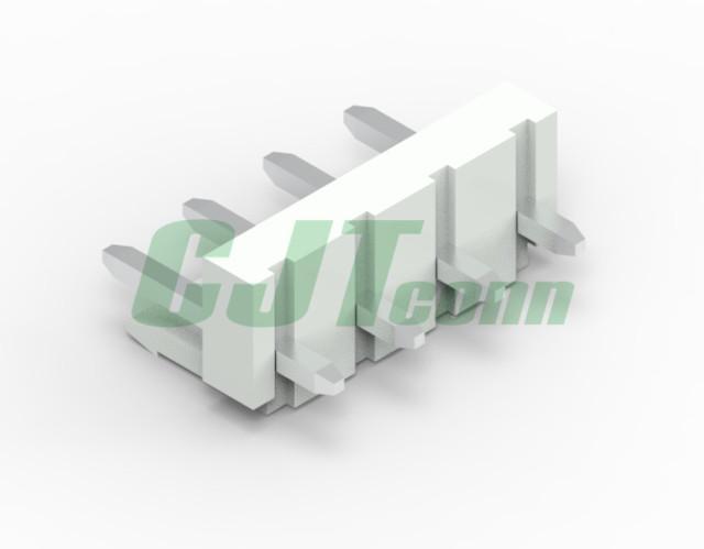 连接器 压接端子5.0间距配套胶壳 传感器 CJT A5001 4