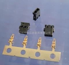 1.2mm連接器 線對板智能家電電器連接器 長江連接器A1201(ACHR,78172)