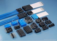 連接器,2.54mm富加宜,泰科,安普,莫萊克斯,莫仕)15-38-82470015389222 長江連接器A2550