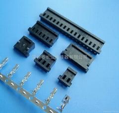 2.50mm(67096)FCI 连接器线对板压接端子连接器 长江连接器A2503