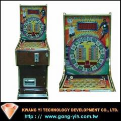 Pinball Machine - KY-1596 / Game Machine / Coin Operated Games