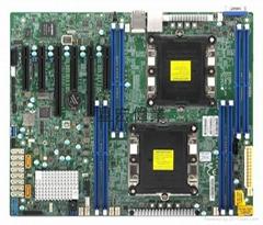 超微X11DPL-i 雙路服務器主板 LGA3647 雙千兆網口 M.2 ATX版型