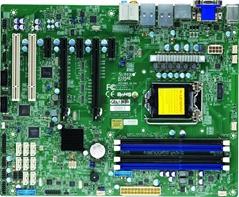 超微 X10SAE单路图形工作站主板