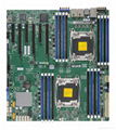 超微X10DRI雙路主板
