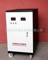 Three-phase AC voltage stabilizer