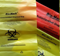 耐高温高压生物危险品处理灭菌垃
