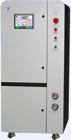 工業爐超低溫冷凍機(冷阱),真空爐超低溫冷阱(冷凍機),工業爐超低溫冷阱 1