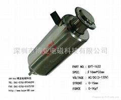 邦定机用圆管式电磁铁BYT-1
