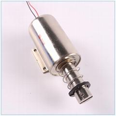 地鐵屏蔽門專用電磁鐵BYT-3864|立體停車庫圓管電磁鐵