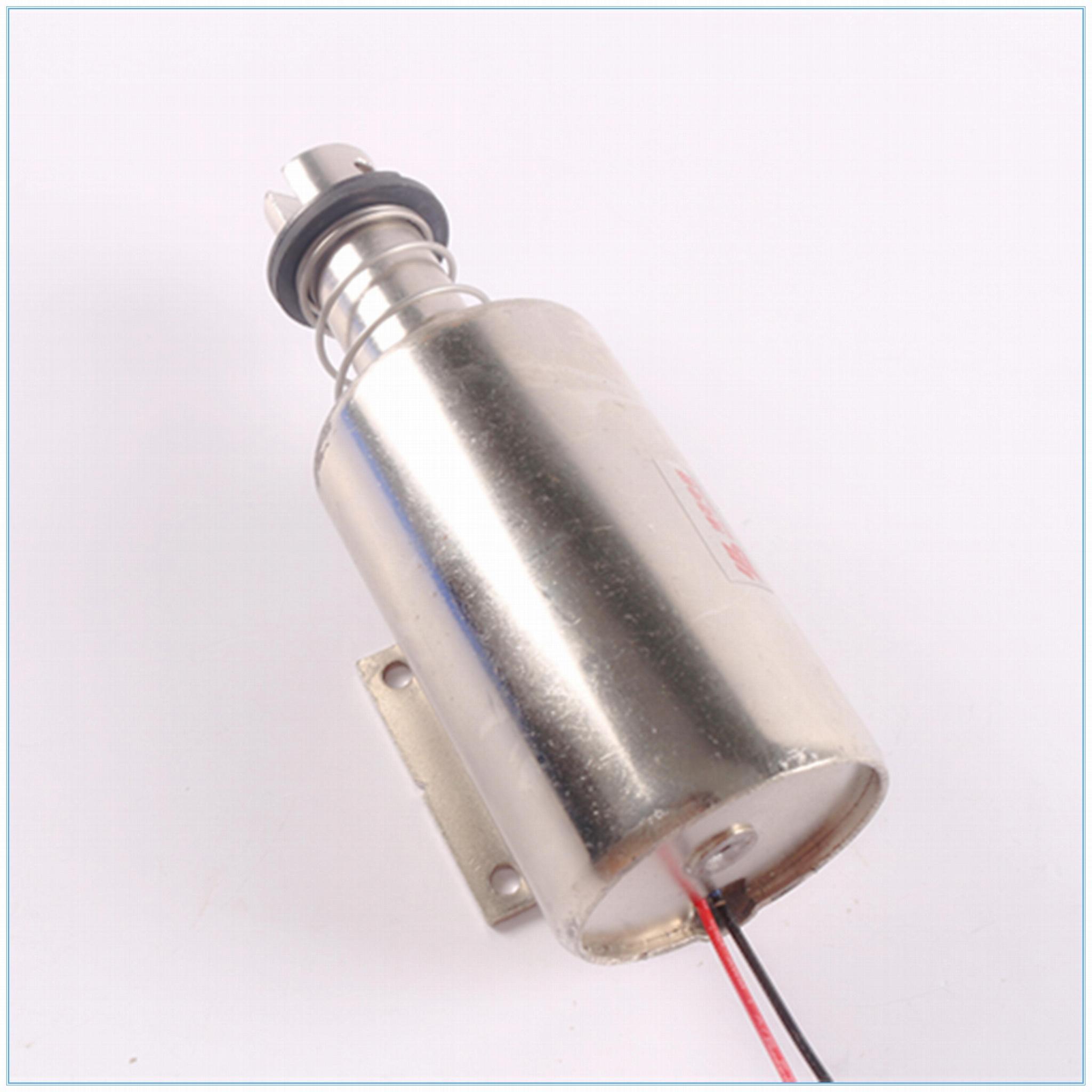 地鐵屏蔽門專用電磁鐵BYT-3864|立體停車庫圓管電磁鐵 4