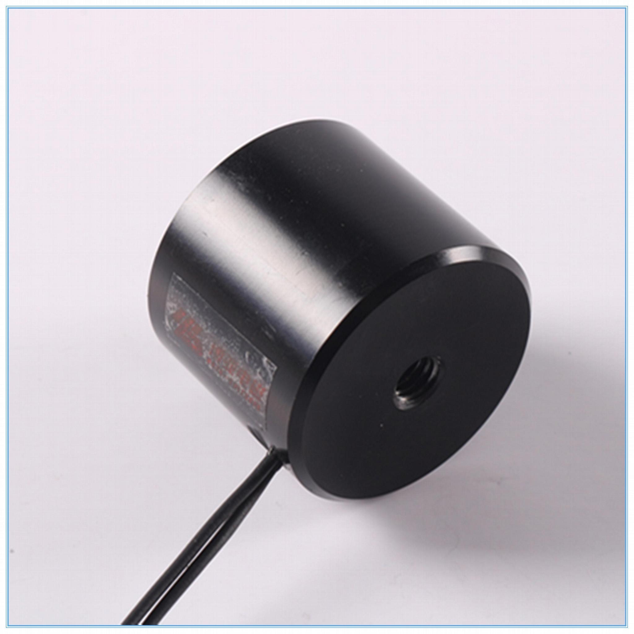 機械手專用吸盤電磁鐵BYH-3025|三棍閘機掉杆電磁鐵 1