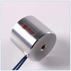 三輥閘用吸盤電磁鐵BYH-3530 落杆電磁鐵