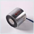 三輥閘用吸盤電磁鐵BYH-3530 落杆電磁鐵 2