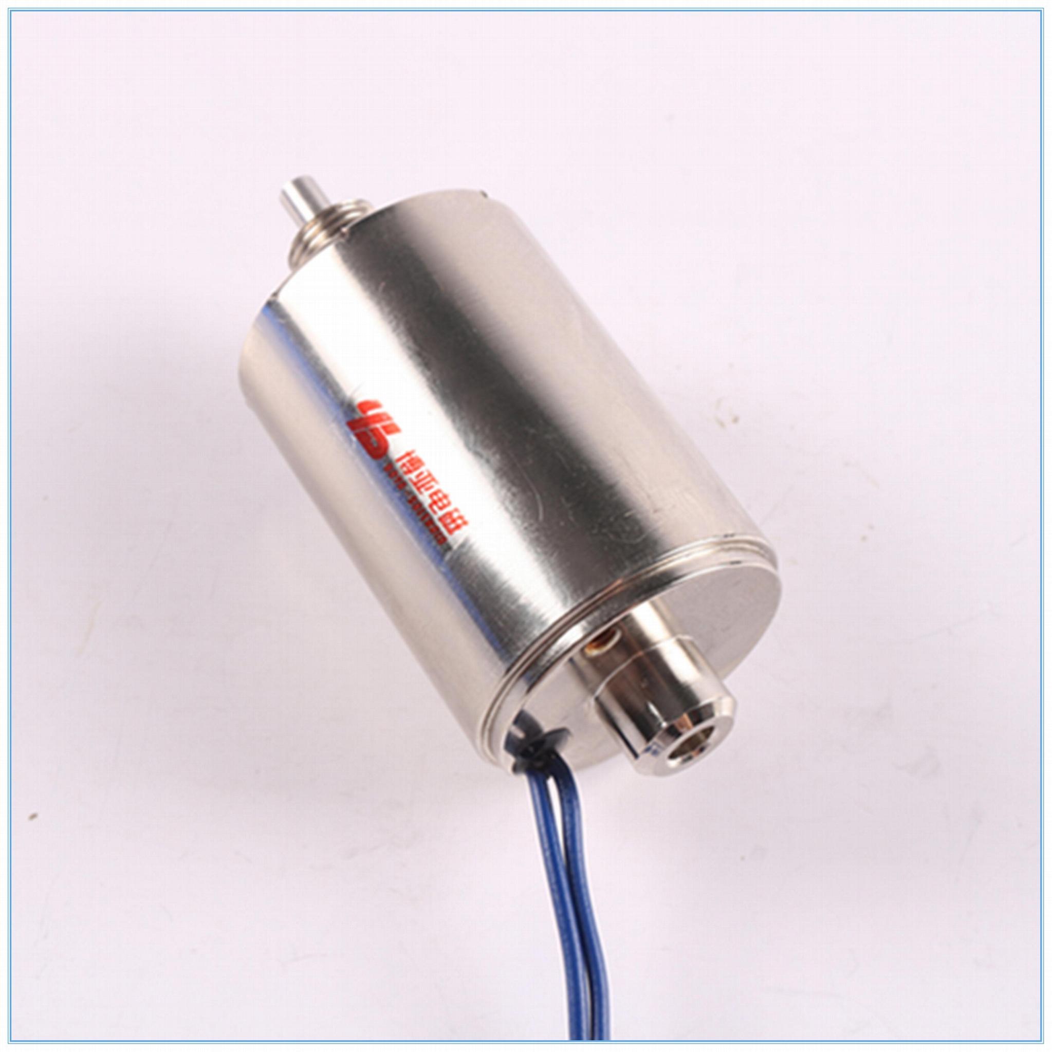 工控自動化用圓管電磁鐵BYT-4040 1