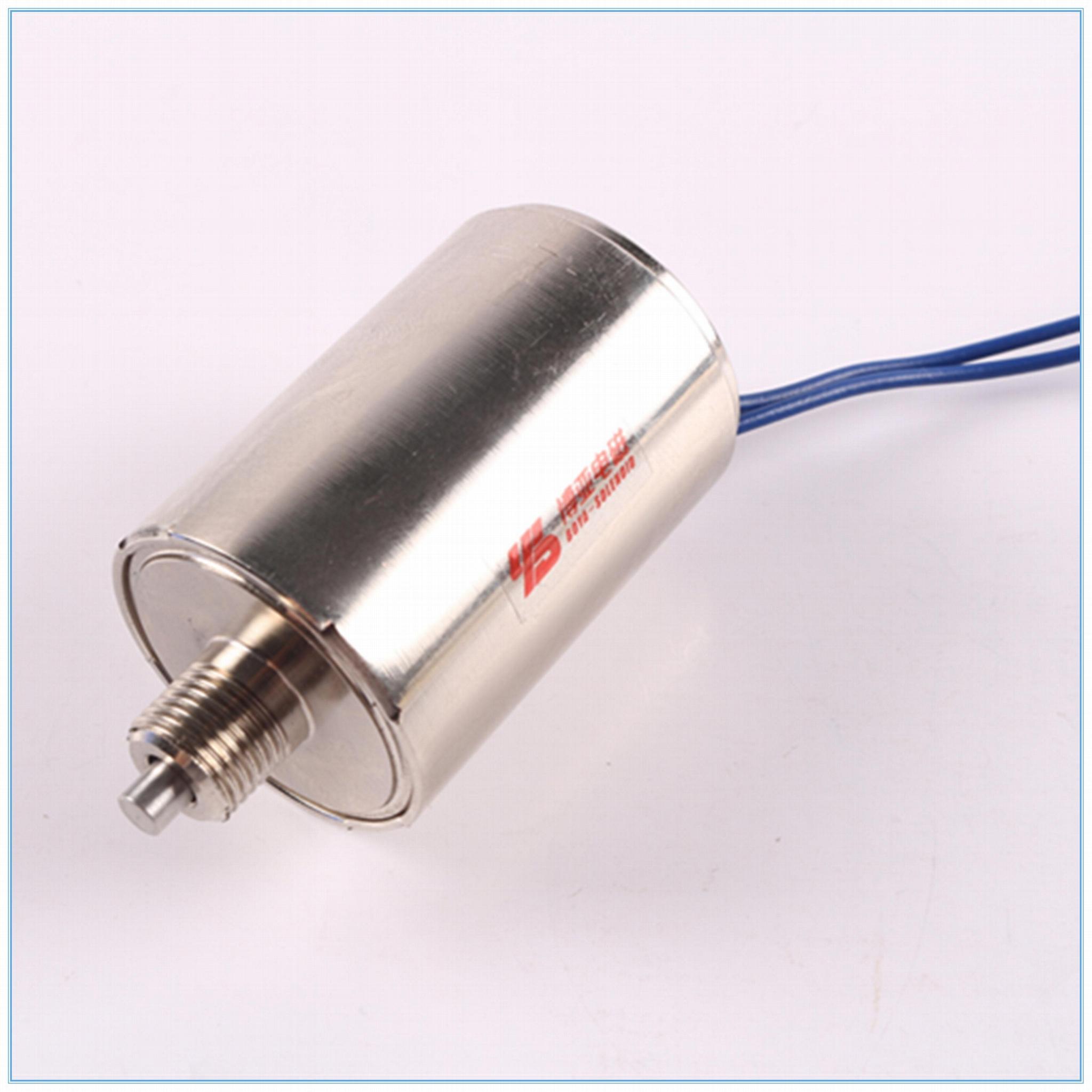 工控自動化用圓管電磁鐵BYT-4040 3