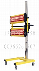 碳纖維石英電熱管