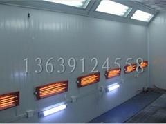 貴陽烤漆房烤箱碳纖維紅外線石英電熱管