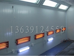 贵阳烤漆房烤箱碳纤维红外线石英电热管