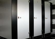 常熟PVC衛生間隔斷系列