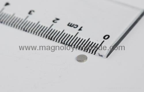 Neodymium iron boron (NdFeb) magnet 3