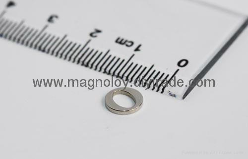 N30M-N55 Grade Neodymium iron boron (NdFeb) magnet 5