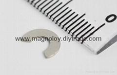 N30-N55 Grade Neodymium iron boron NdFeb Rare Earth Magnet