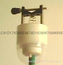 太阳能LED超高亮度高压线路警示灯