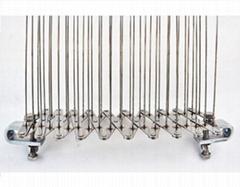 伸縮型防鳥針板不鏽鋼鳥刺